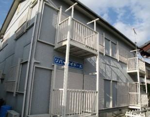 リバーサイドK 角部屋(1階・2DK)