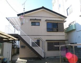 岡本荘 2階角部屋(1K) 賃料36,000円