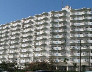 売マンション ブルースカイ鴨川 8階(1DK) 350万円