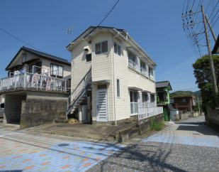 売中古アパート 鴨川市天津(2DK×2) 390万円