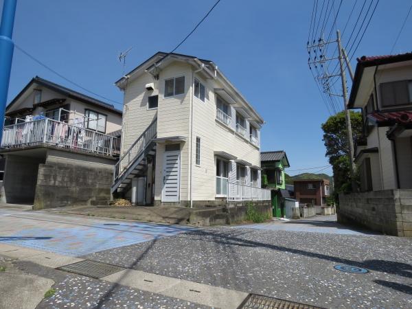 引土アパートメント202号室 賃料45,000円