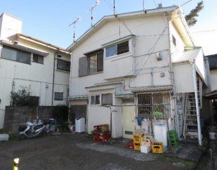 久保アパート101 2K 45,000円